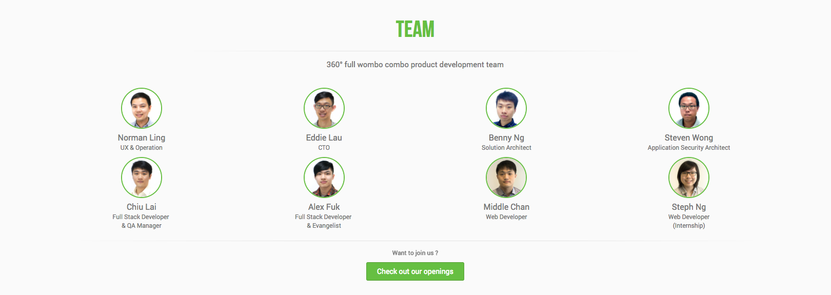 May 2017 F5 Works team